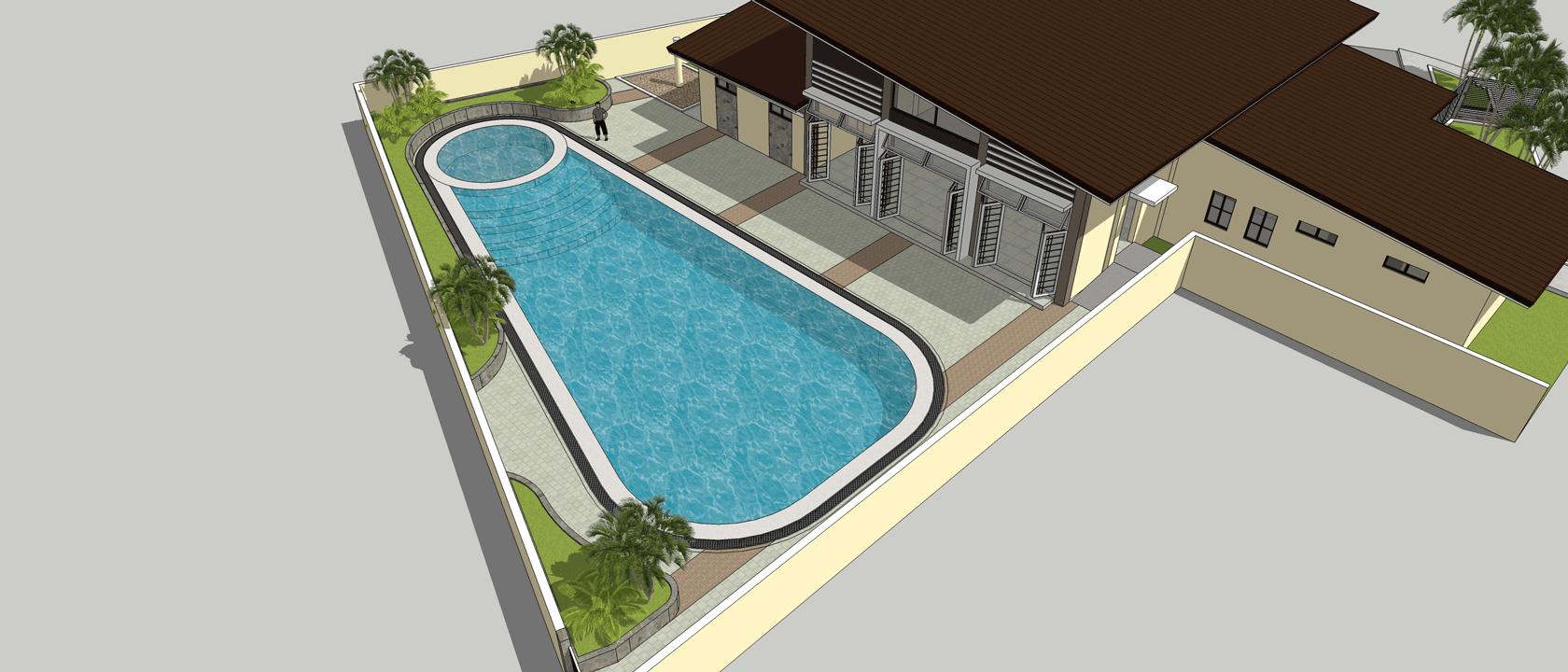 Amaris Dasma Phase 2 - Swimming Pool