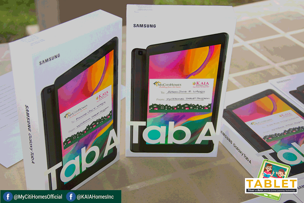 Project TABLET 01